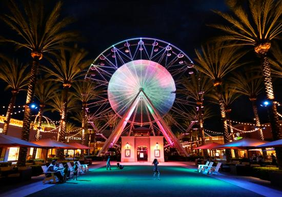 Photo of Tourist Attraction Giant Wheel at Irvine Spectrum Center at 670 Spectrum Center Dr, Irvine, CA 92618, United States