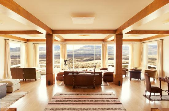 EOLO - Patagonia's Spirit: Main Living room
