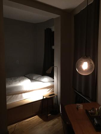 We loved our compact & cosy room at SP34. Very clean and friendly boutique hotel in a great loca