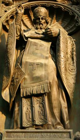 Исаакиевский собор скульптура на фасадах