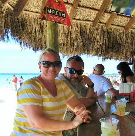 at the bar on the beach picture of jimmy buffett s margaritaville rh tripadvisor co uk