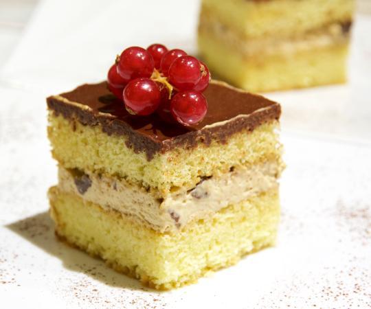 Monticchiello, إيطاليا: Home made cake