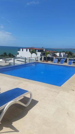 Hotel El Yaque Club: 20160115_102311_large.jpg