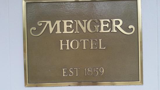 Menger Hotel صورة فوتوغرافية