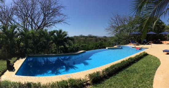 Ostional, Costa Rica: Hotel Luna Azul