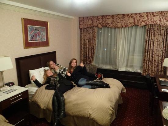 Cherry Grove, NY: quarto Hotel Belvedere