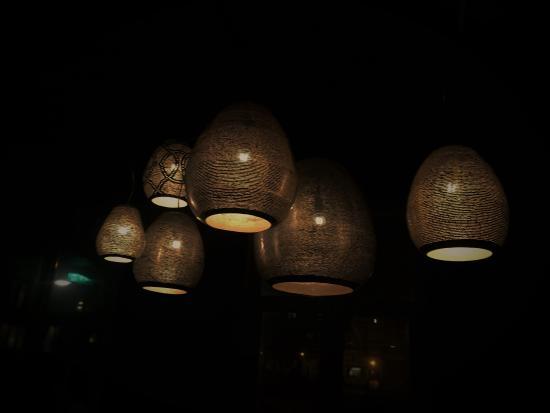 Lampen Restaurant Bild Von Bar Restaurant Graaf Otto Arnheim