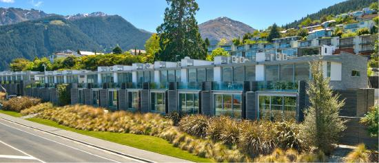 Swiss-Belsuites Pounamu Queenstown: Exterior Pounamu Luxury Apartments