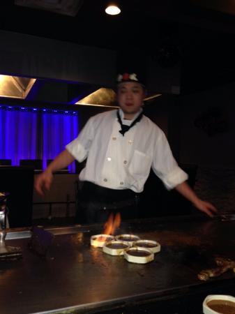 Ocean, NJ: Our chef