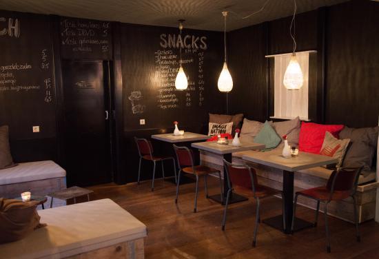 Dieren, Nederländerna: Loungehoek