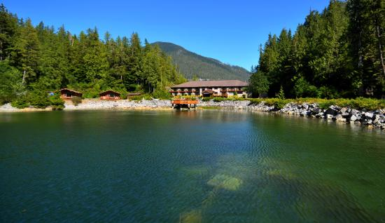 Barkley Sound, Kanada: The Resort