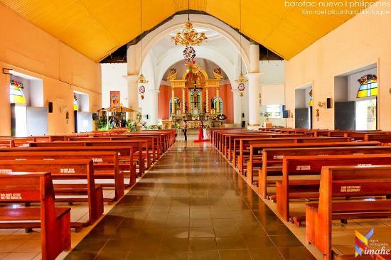 Barotac Nuevo, الفلبين: San Antonio de Padua Church in Barotac Nuevo