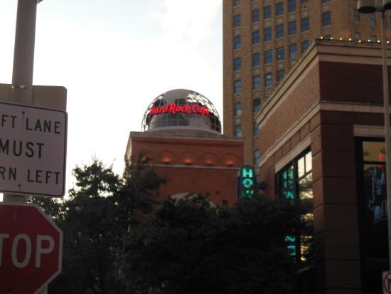 Hard Rock Cafe San Antonio Texas Hours