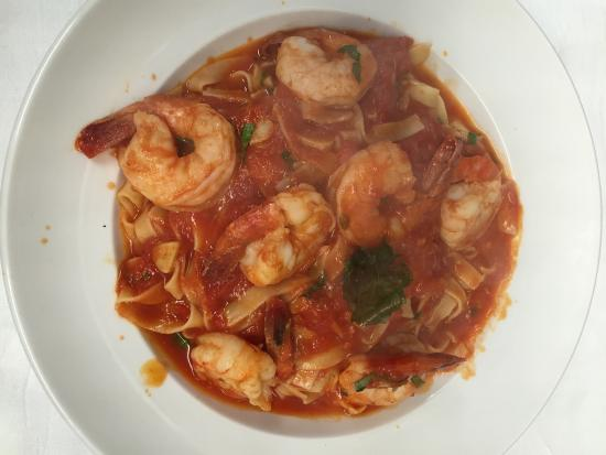 Bridgton, Μέιν: Some of the apps, pastas and entrees