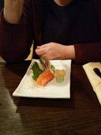 Sumo Japanese Restaurant: Mackerel
