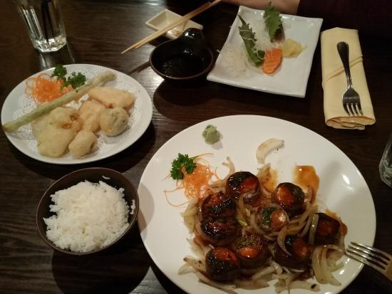 Sumo Japanese Restaurant: Beef Negimaki
