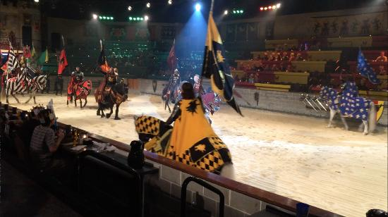 Medieval Times Maryland Castle Photo