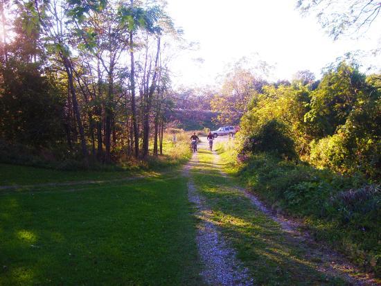 Goderich, Canada: Biking