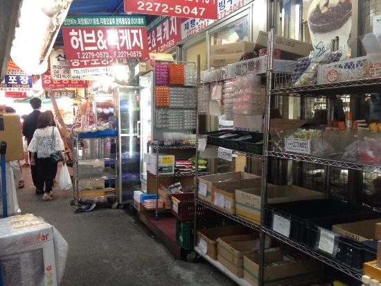 Bangsan Market