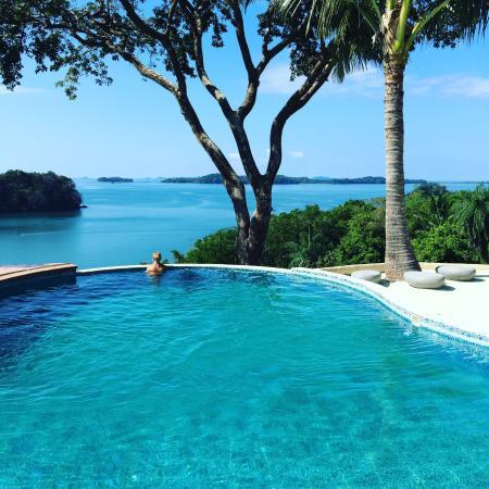 Isla Boca Brava, Panama: Superbe endroit relaxant avec excellent service