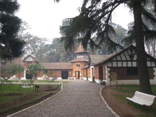 Museo Historico del Transporte Carlos Hillner Decoud
