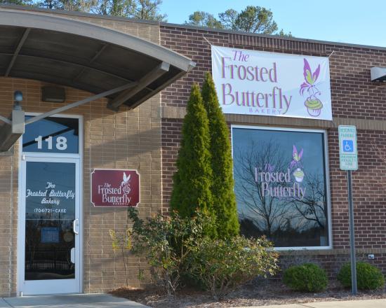 Kannapolis, North Carolina: Great Bakery