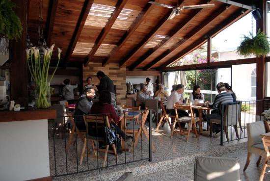 Hotel Las Caballerizas: Restaurante
