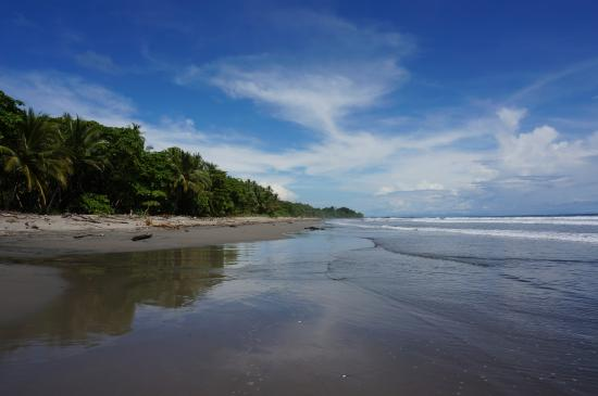 Cabuya, Costa Rica: Beautiful Playa Grande