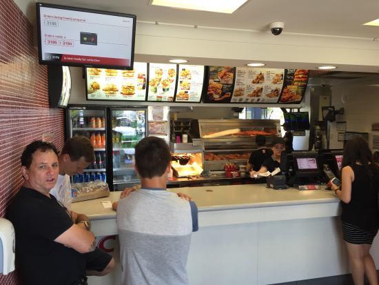 Benowa, Αυστραλία: KFC