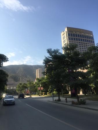 Panzhihua, จีน: Jinhai Kaiyuan Mingdu Hotel
