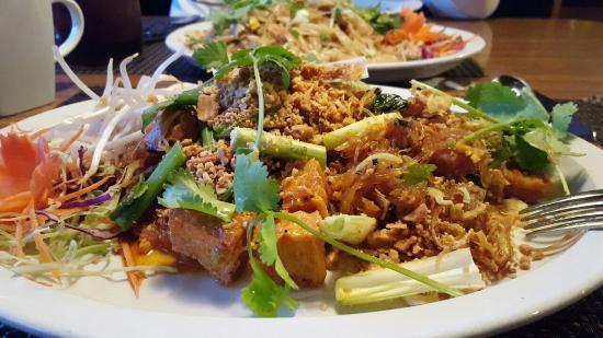 Thai Promise Cafe : Pad Thai Woon Sen