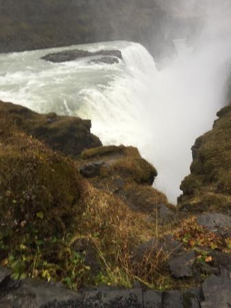 Husavik, İzlanda: Selfoss Waterfall