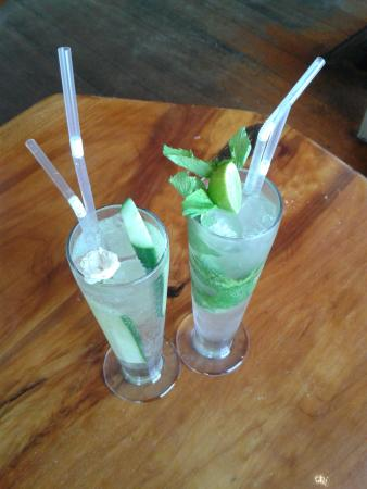 Waipu, نيوزيلندا: Alcohol free cocktails