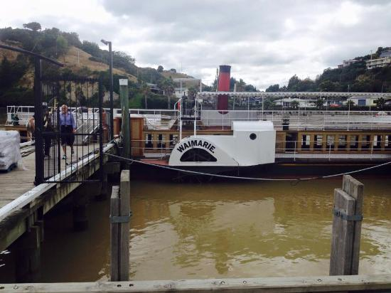 ‪‪Whanganui‬, نيوزيلندا: suggested boat trip‬