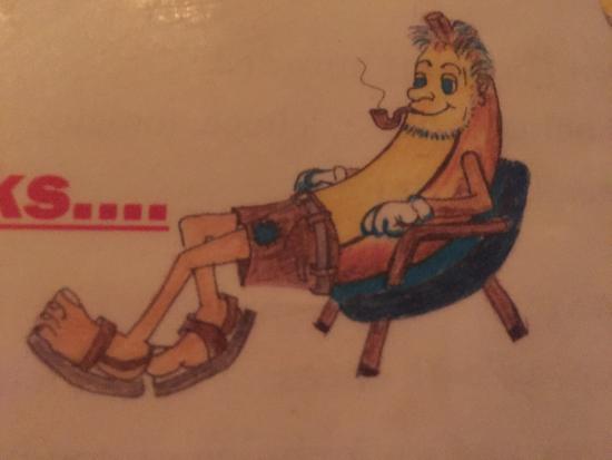 Ana Banana Bar & Grill: photo1.jpg