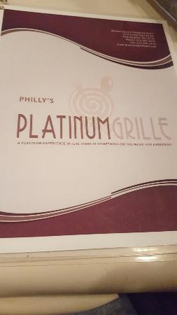 Philly's Platinum Grille
