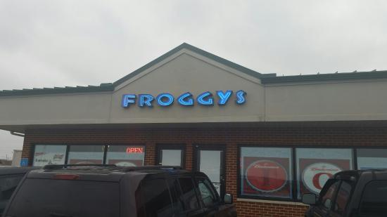 Froggy Blues Cafe