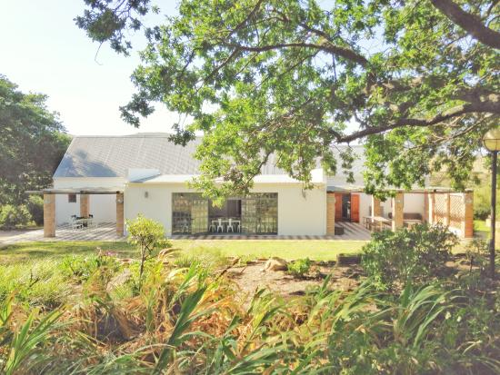 Stanford, Sydafrika: Garden setting