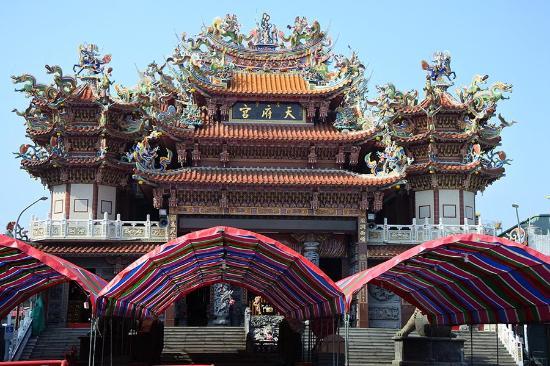 Tianfu Palace