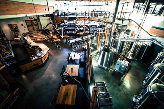 Vernon, Canadá: Marten Brewing Company