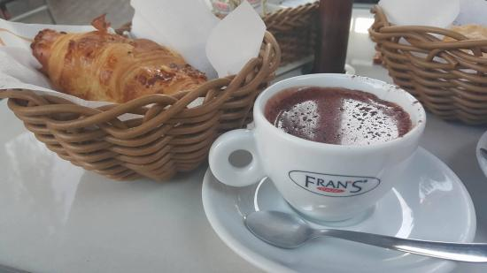 """Fran""""s Cafe"""