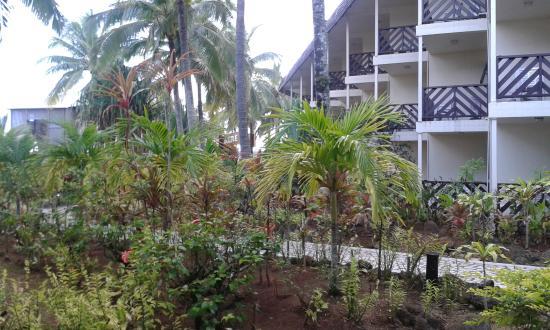 The Edgewater Resort & Spa: Garden View
