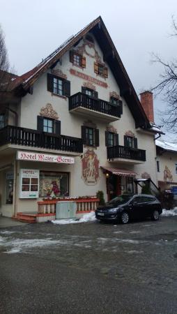 Hotel Garni Maier Garmisch Partenkirchen