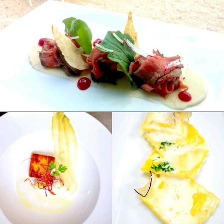 Millstatt, Austria: Dish selection