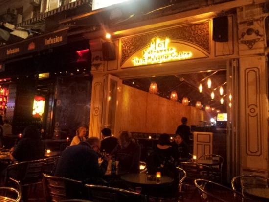 moi vietnamese thai malaysian restaurant lan kwai fong hong kong rh tripadvisor com sg