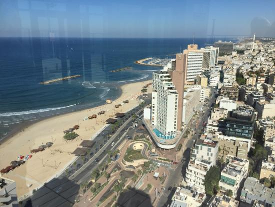 view from balcony picture of isrotel tower hotel tel aviv rh tripadvisor com