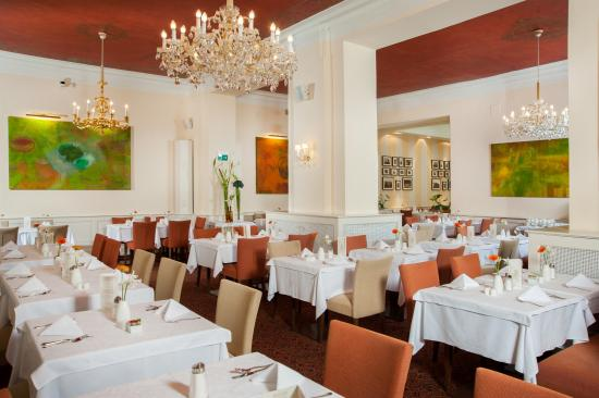 BEST WESTERN PREMIER Kaiserhof Wien: Salon Imperial - Breakfast