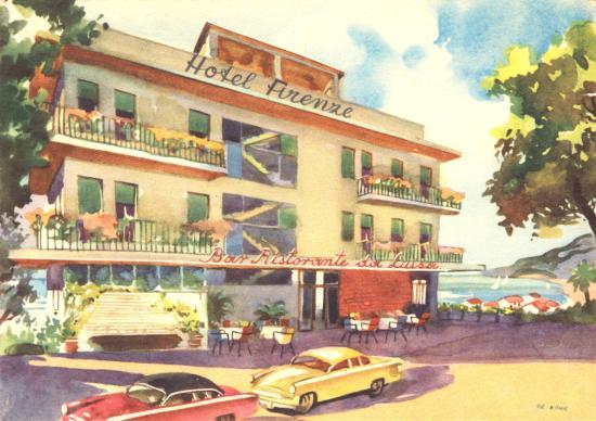 Hotel Firenze: HOTEL PITTURA