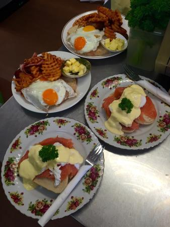 Sorell, ออสเตรเลีย: Three Peaks Cafe