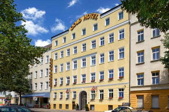 Photo of Gold Hotel am Wismarplatz Berlin